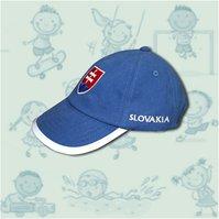 8d9889880 Detská šiltovka royalmodrá Slovakia