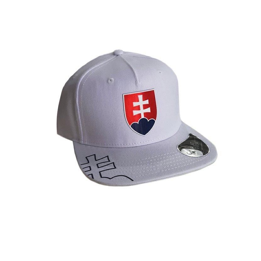 8eb48e836 Šiltovka Slovakia footbal kruh modrá