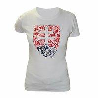 9b9e0694f25e Tričko dámske SVK znak biele