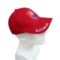 338ffe8f7 Šiltovka Slovakia červená
